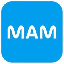 New MAM Logo