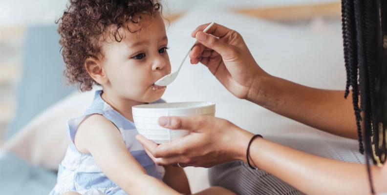 Tips på hur du får ditt barn att äta