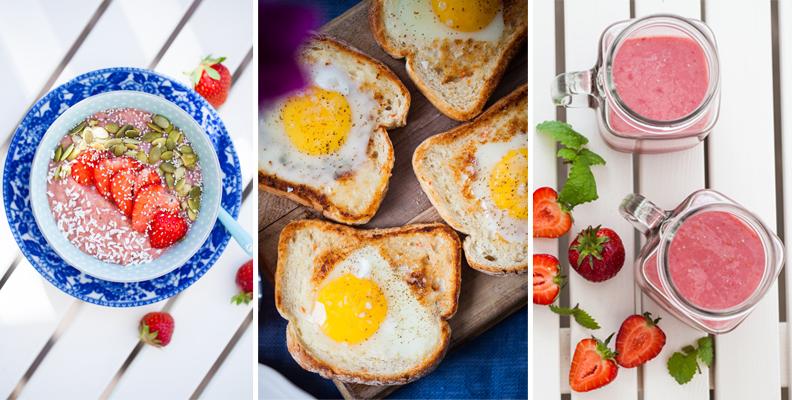 5 frukosttips att testa i helgen