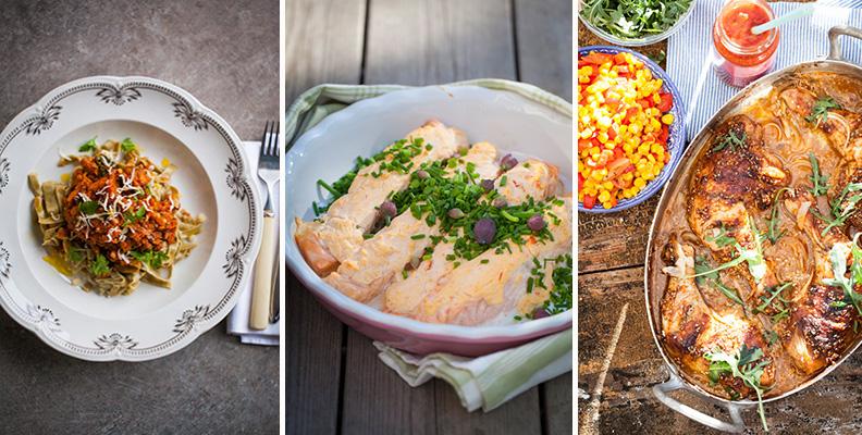 Veckans middagstips av Linnea Seidl varmande mat