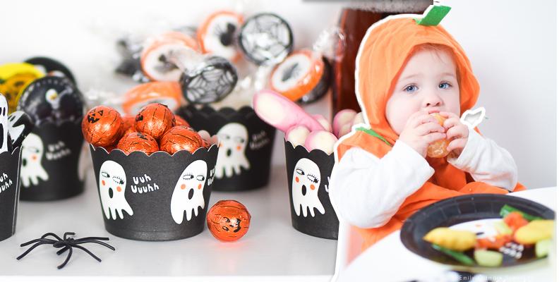 FÖRÄLDRARNA: Så mycket godis är lagom till barnen på Halloween