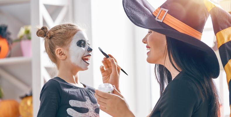 Halloweenkalas? 10 enkla tips för ett lyckat och läskigt kalas