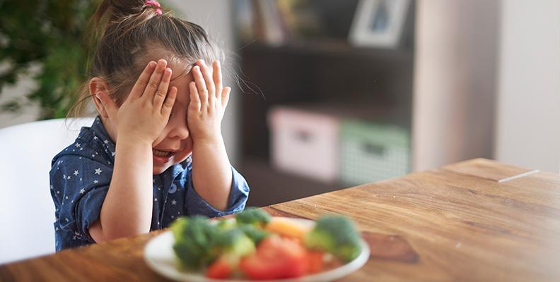 8 tips för att öka barns matlust och matglädje