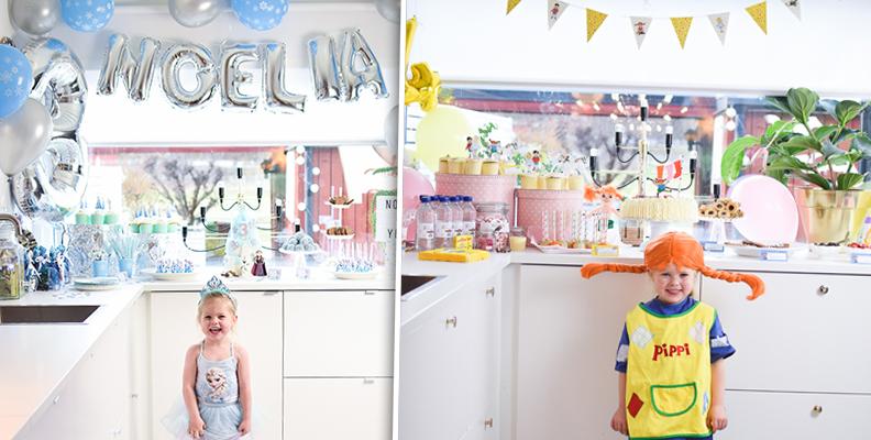 Vill du ordna världens finaste barnkalas? Spana in Emilys barnkalastips!