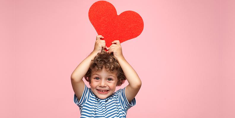 Alla hjärtans dag före och efter barn - 6 stora skillnader