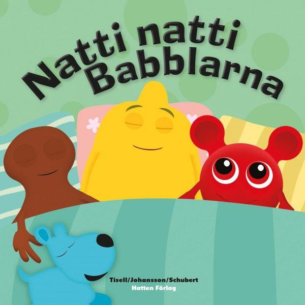 Black Week leksaker Babyshop Babblarna Godnattsaga