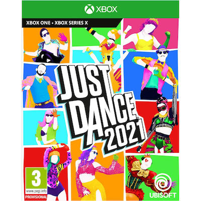 Black Friday Webhallen Just Dance 2021