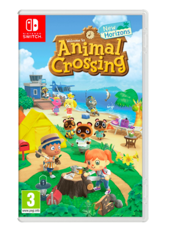 Black Friday tv-spel animal crossing