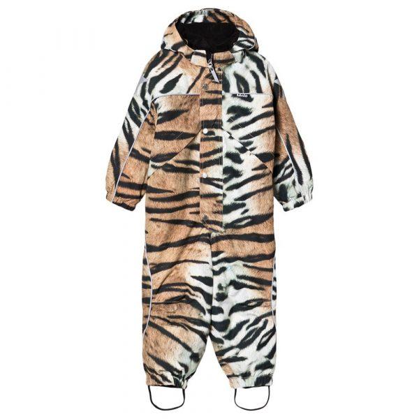 Black Week Babyshop Vinteroverall Tiger Molo