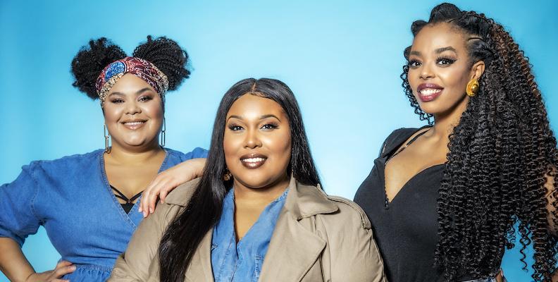 The Mamas är redo för Melodisfestivalen 2021. De startar som bidrag nummer 4 i den sista deltävlingen.
