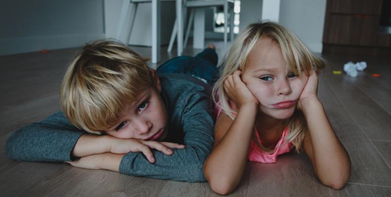 Bild på barn