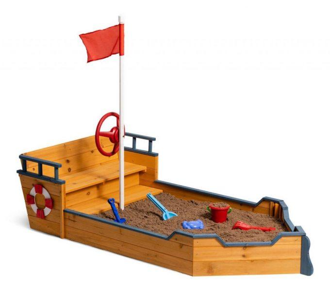Båtsandlåda