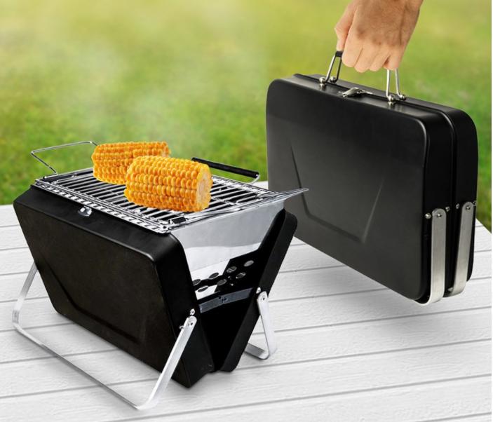 Bärbar grill