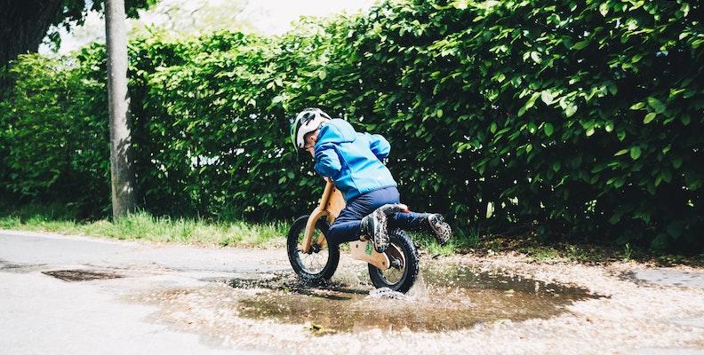 barn-cykel